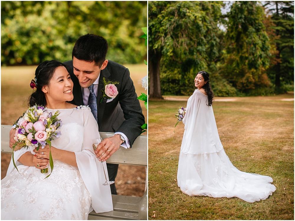 Woodlands park hotel wedding photography