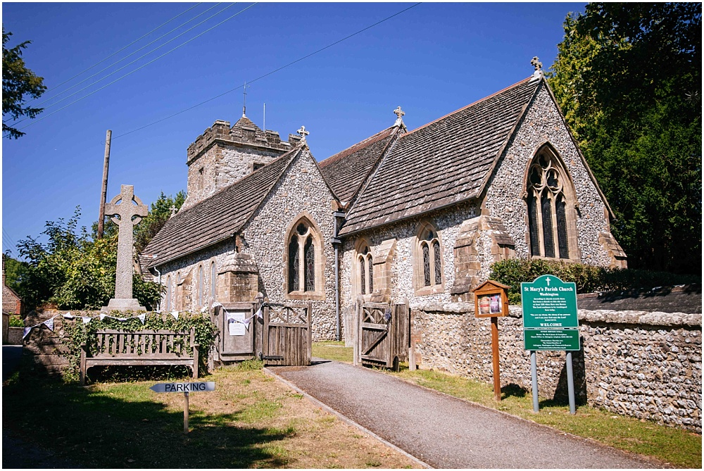 sussex village church