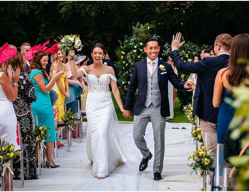 Becki & Kai's gorgeous English-Chinese wedding extravaganza!