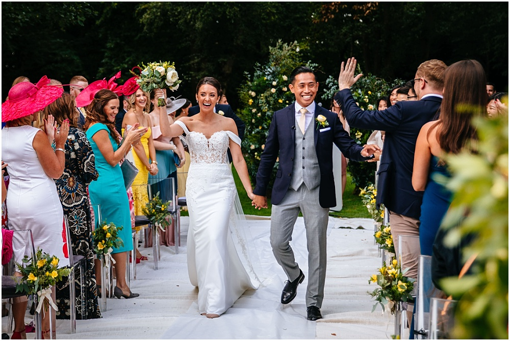 Becki & Kai's gorgeous English-Chinese wedding extravaganza!