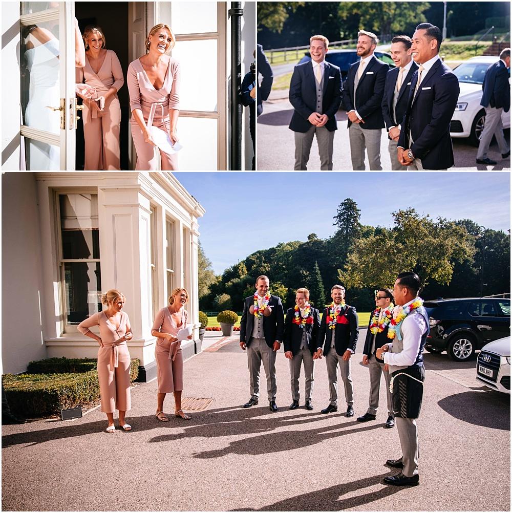chinese door games pre wedding ceremony