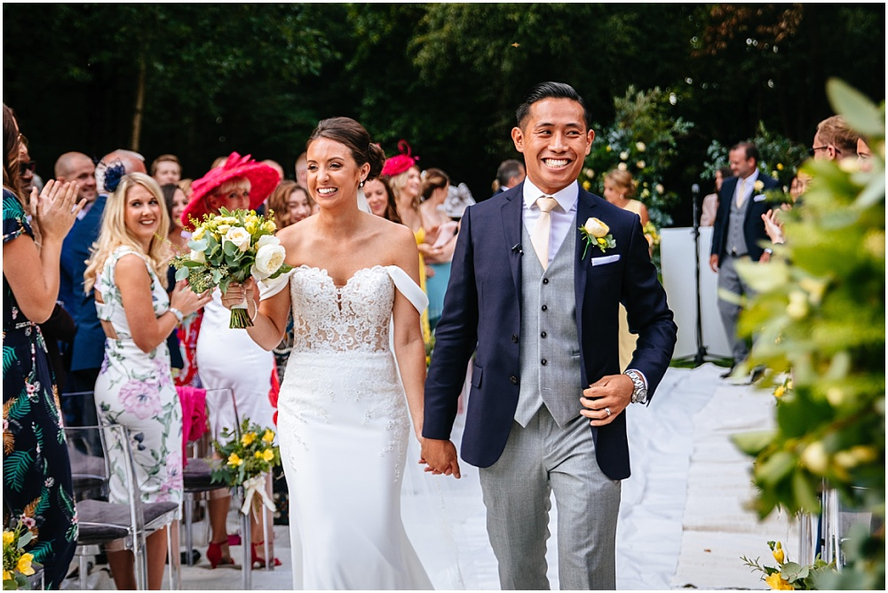 english chinese wedding