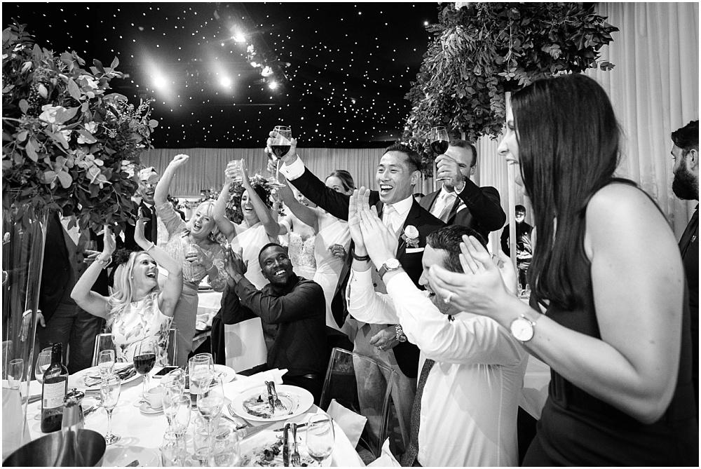 fun table toasts