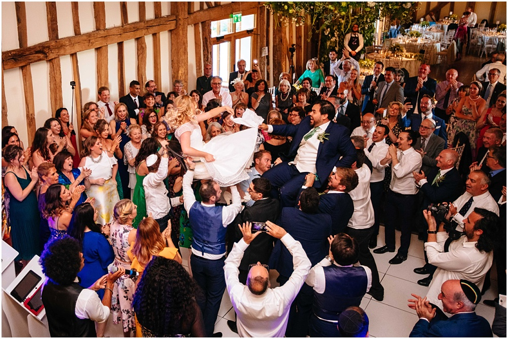 Israeli dancing at micklefield hall