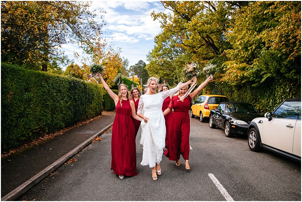 Sunningdale wedding photographer