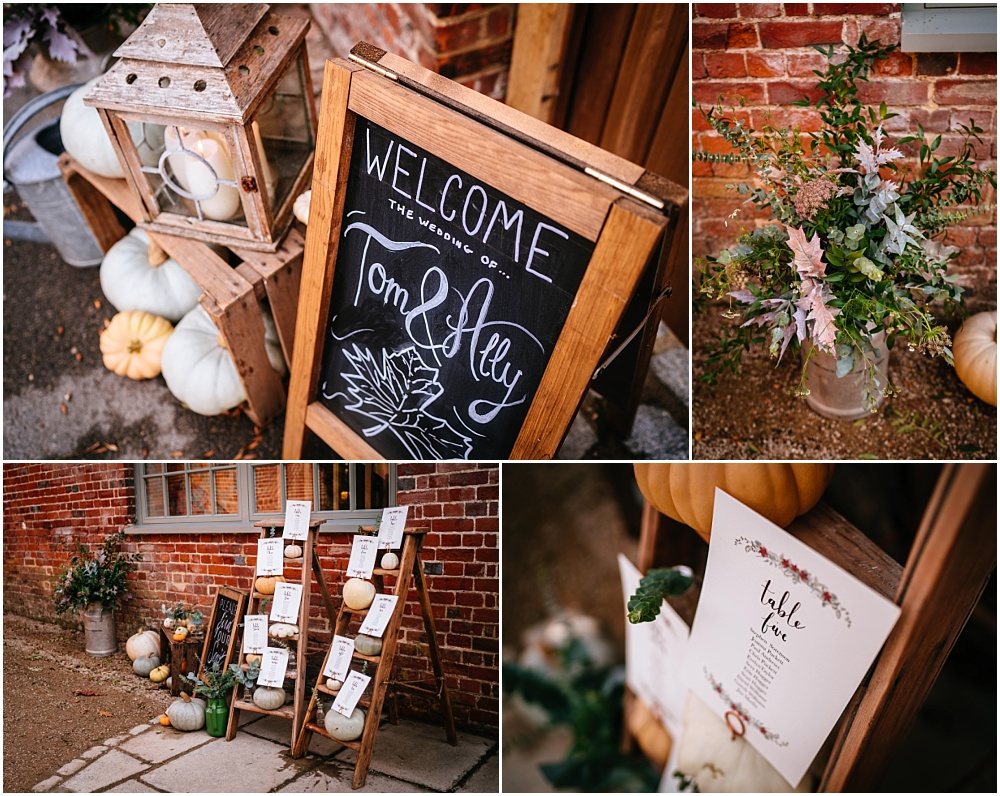 Dorney court wedding details