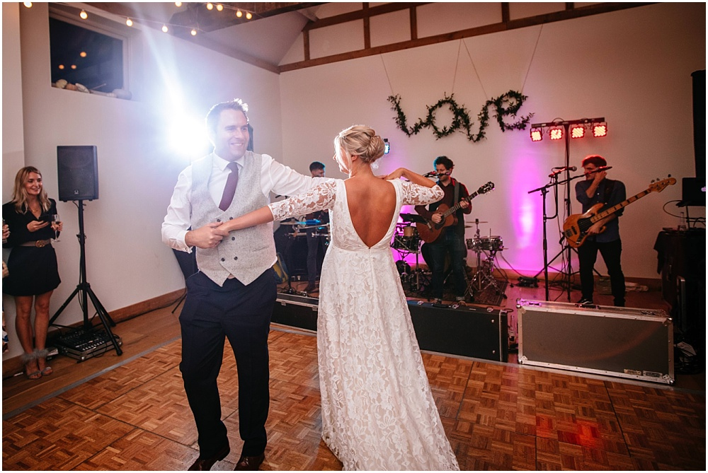 first dance at dorney court