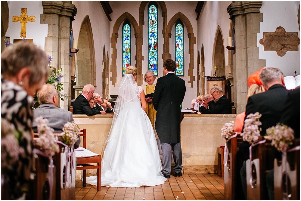 all saints church wedding photography
