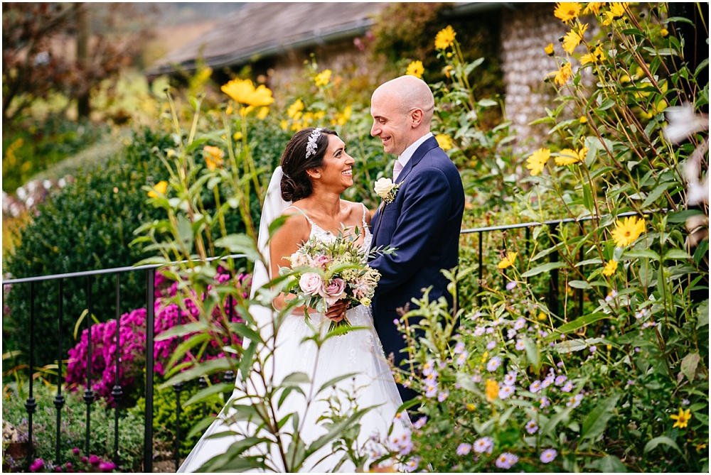 Upwaltham Barns Wedding Photography – Ben & Ashleigh's autumn wedding