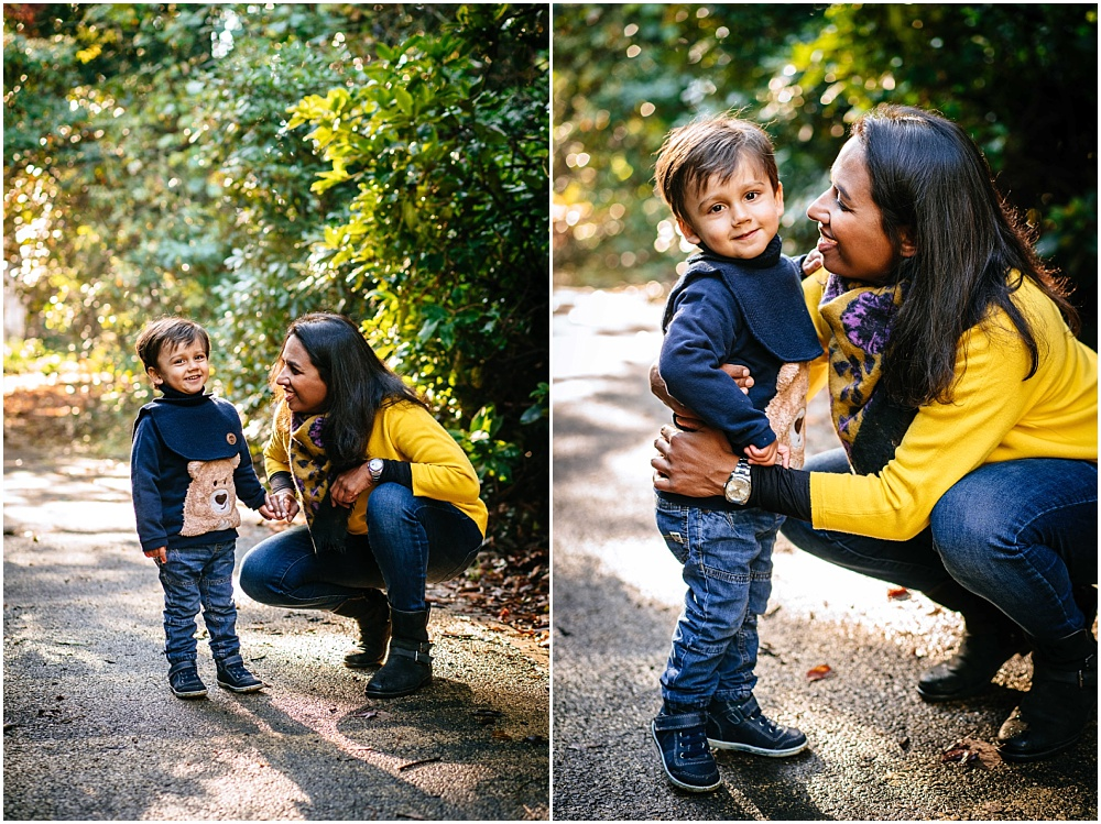 mummy and me photography session