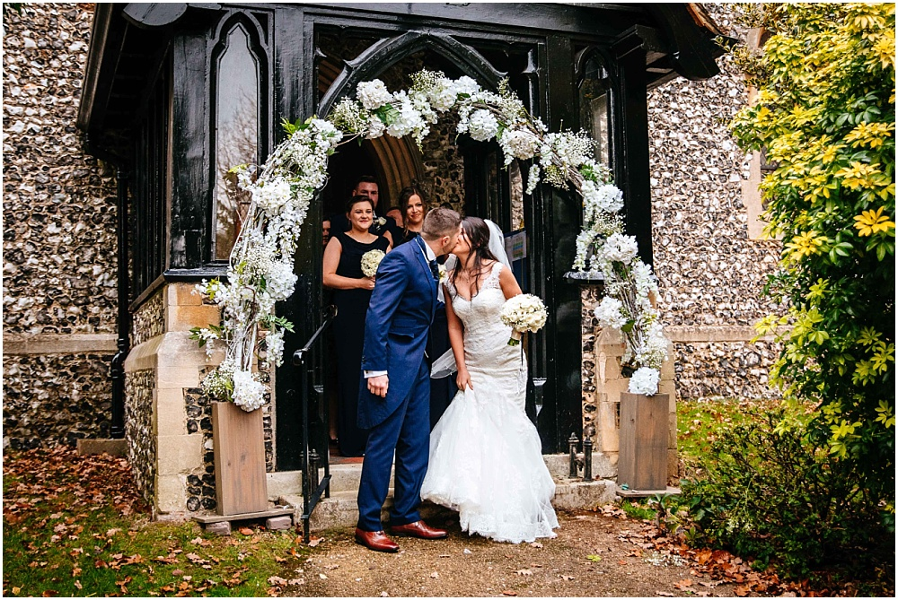 first kiss at st marys the virgin hedgerley