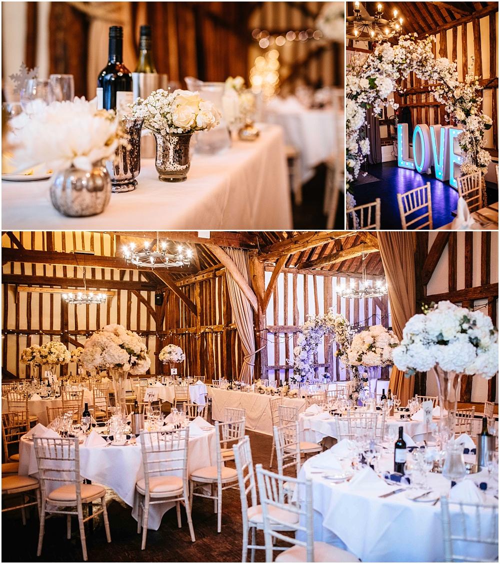 Olde Bell inn hurley wedding