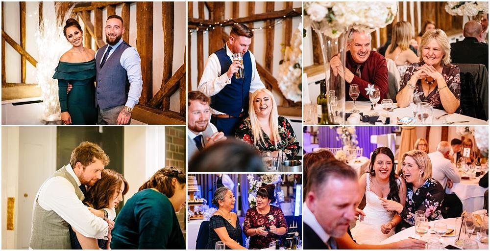 winter wedding speeches