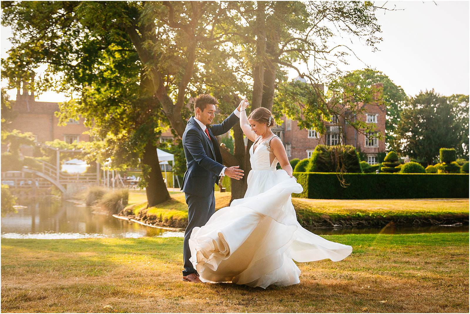 Surrey Wedding Photographer – Best Photographs of 2018
