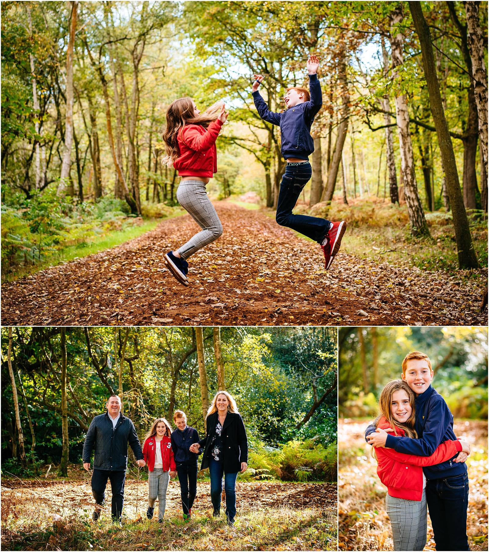 family photography in windsor park