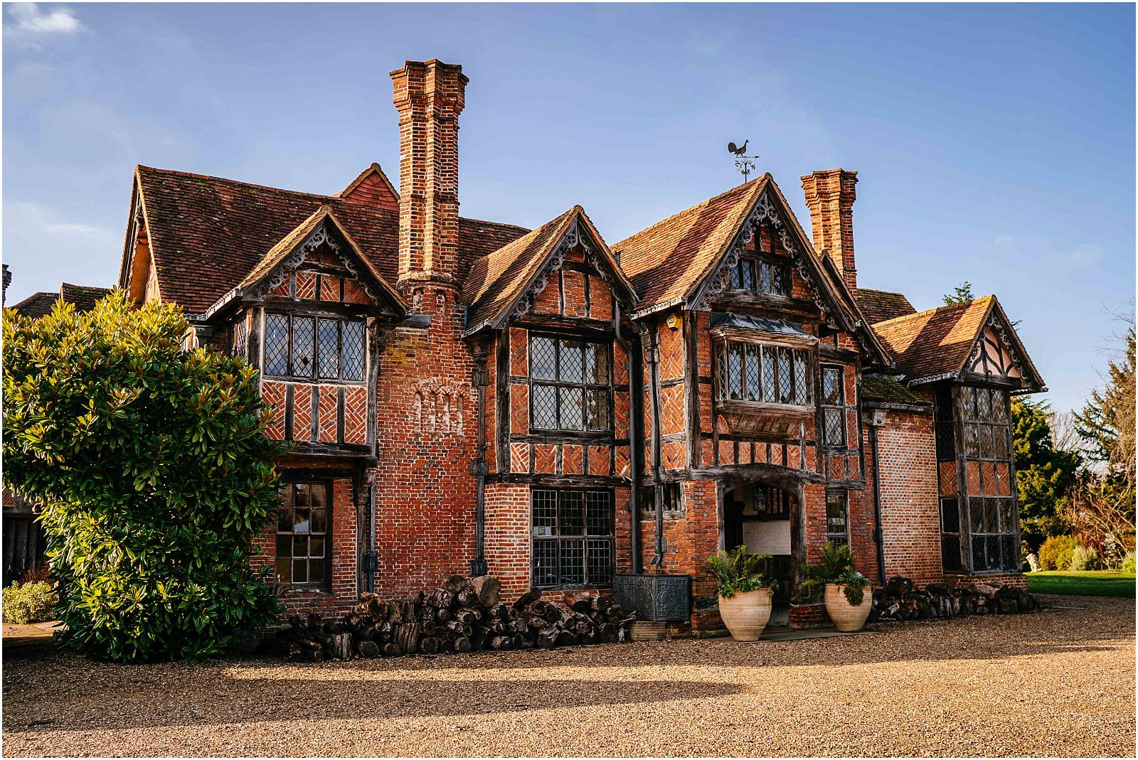 Dorney Court Windsor wedding venue