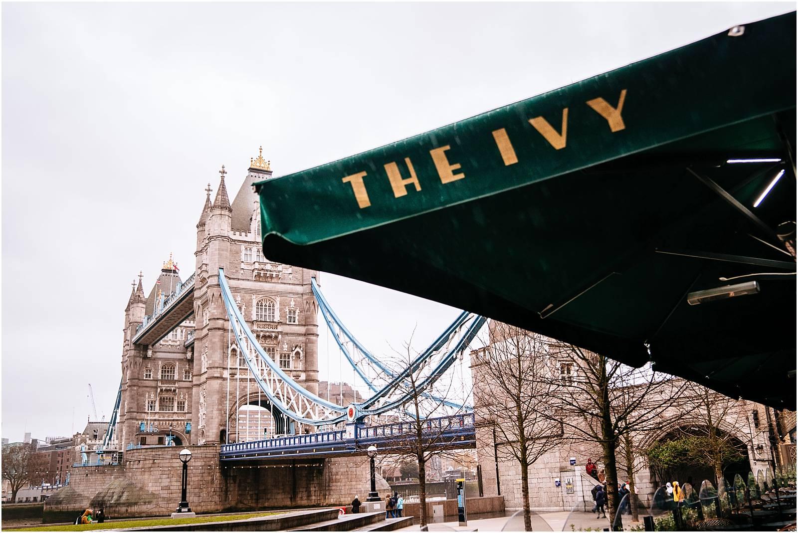 the ivy tower bridge