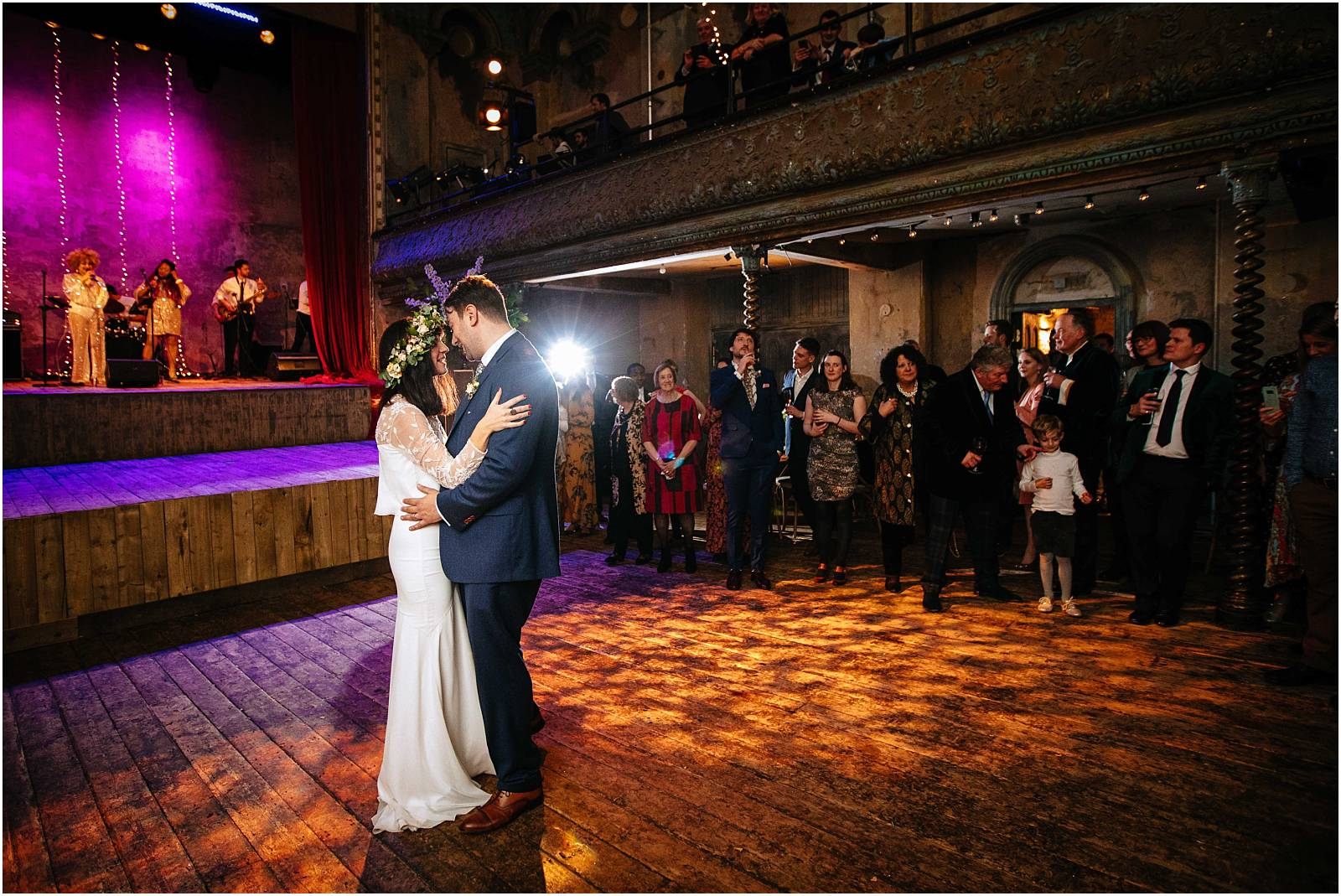 first dance at wiltons music hall
