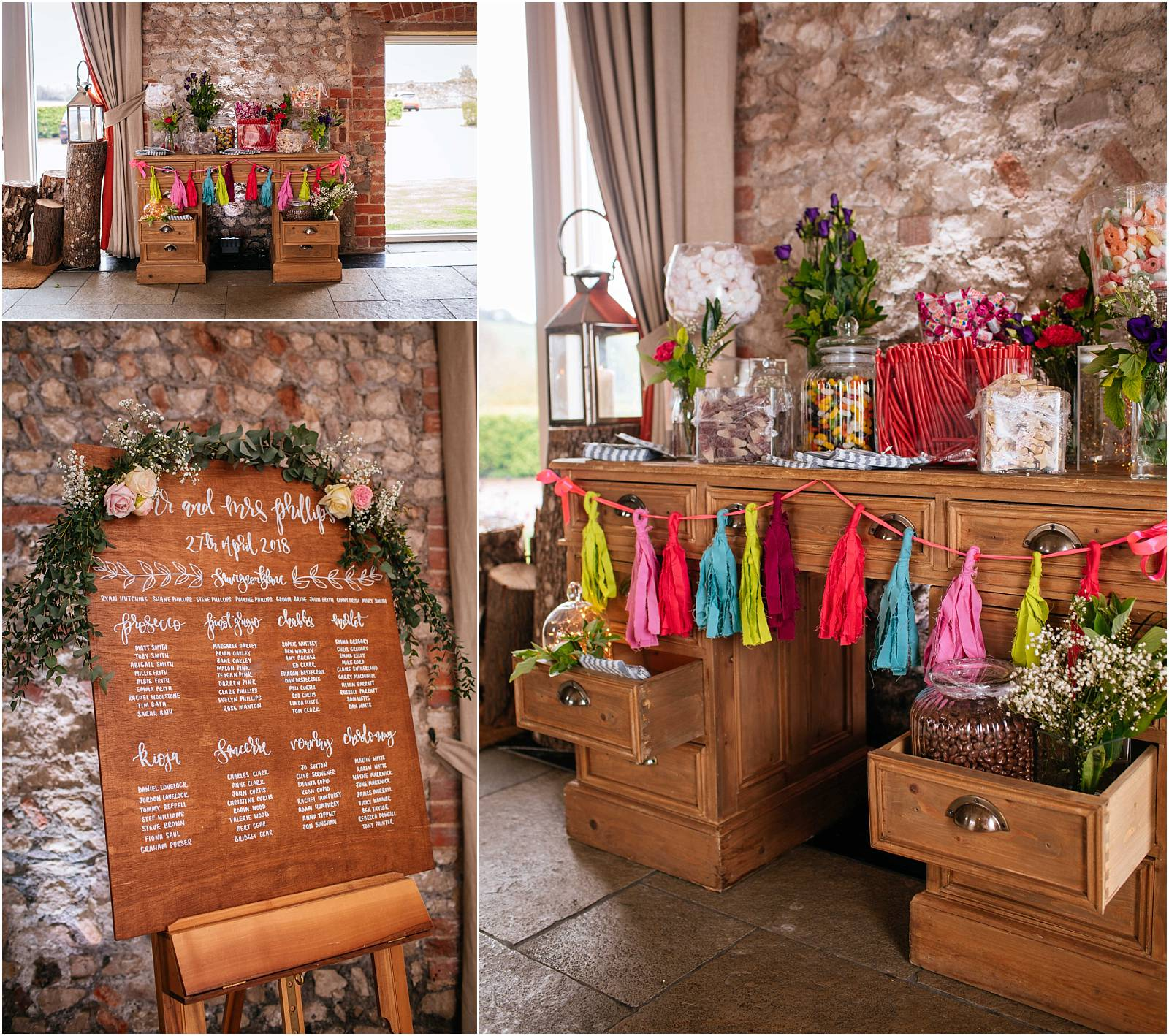 farbridge wedding details