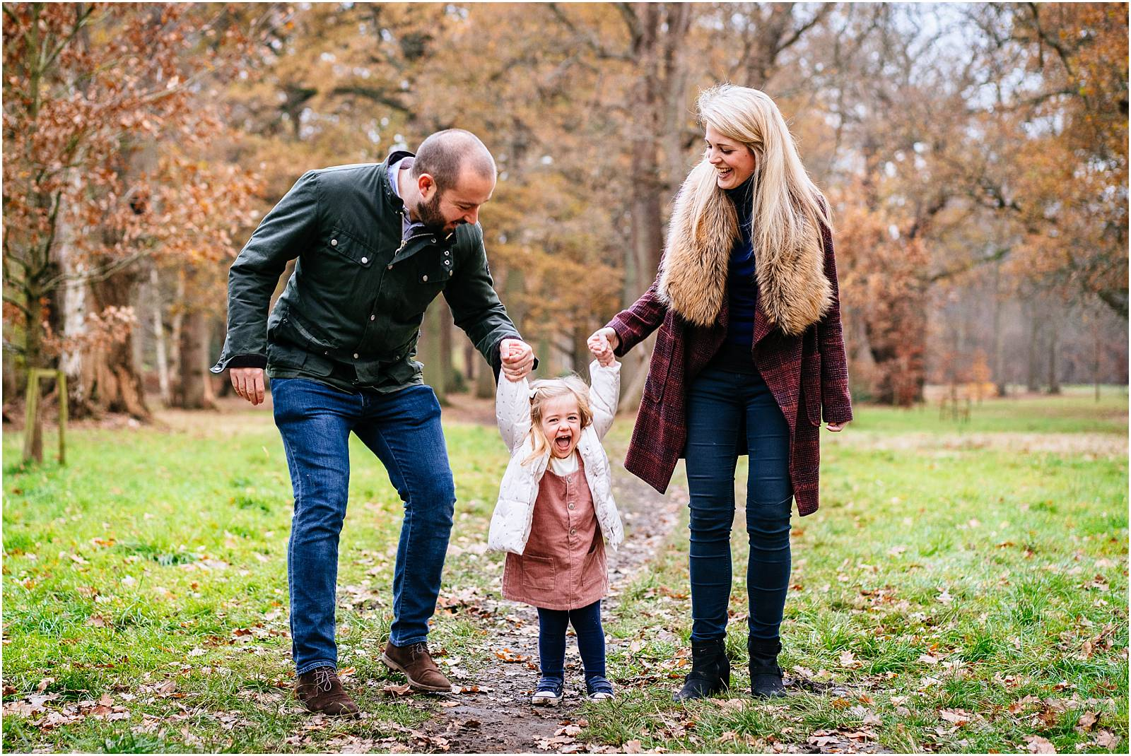 windsor park family photograph