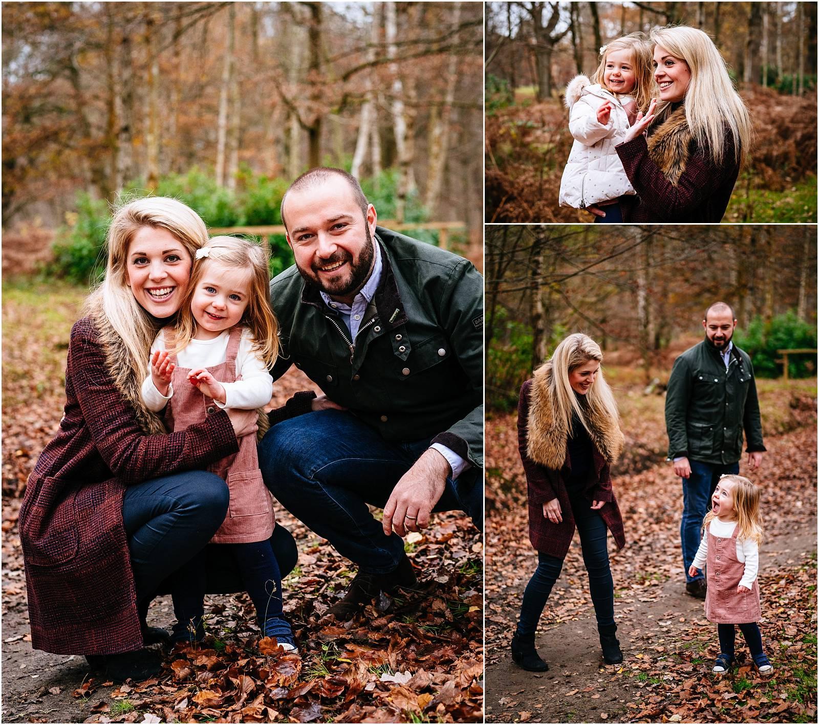 autumn surrey family photography