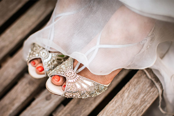surrey wedding shoes