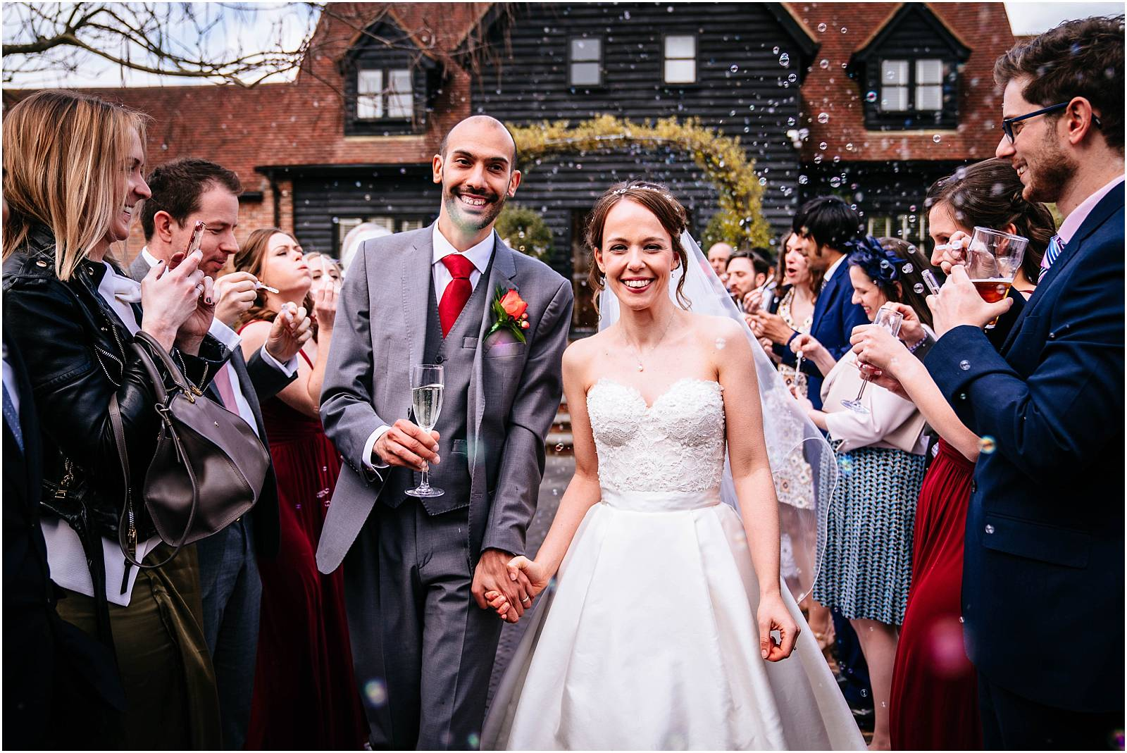 Hertfordshire Wedding Photographer – Harriet & Ryan's Coltsfoot wedding