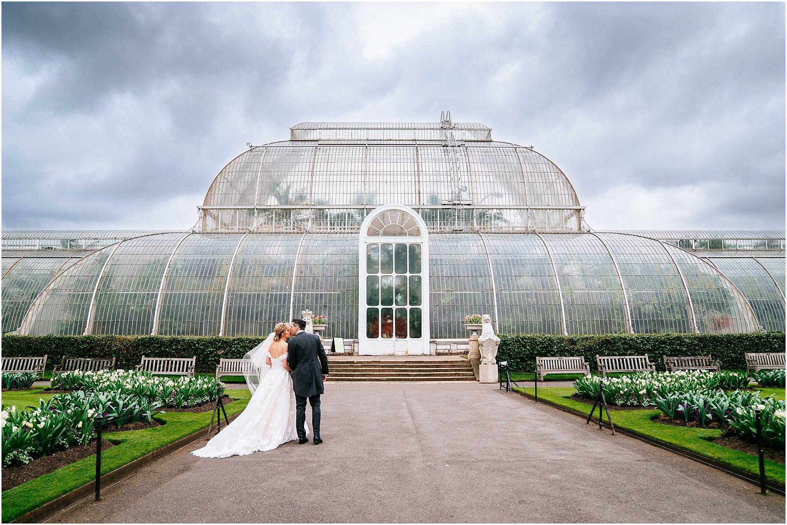 Kew Gardens Wedding Photography – Alice & Henry's Spring Wedding