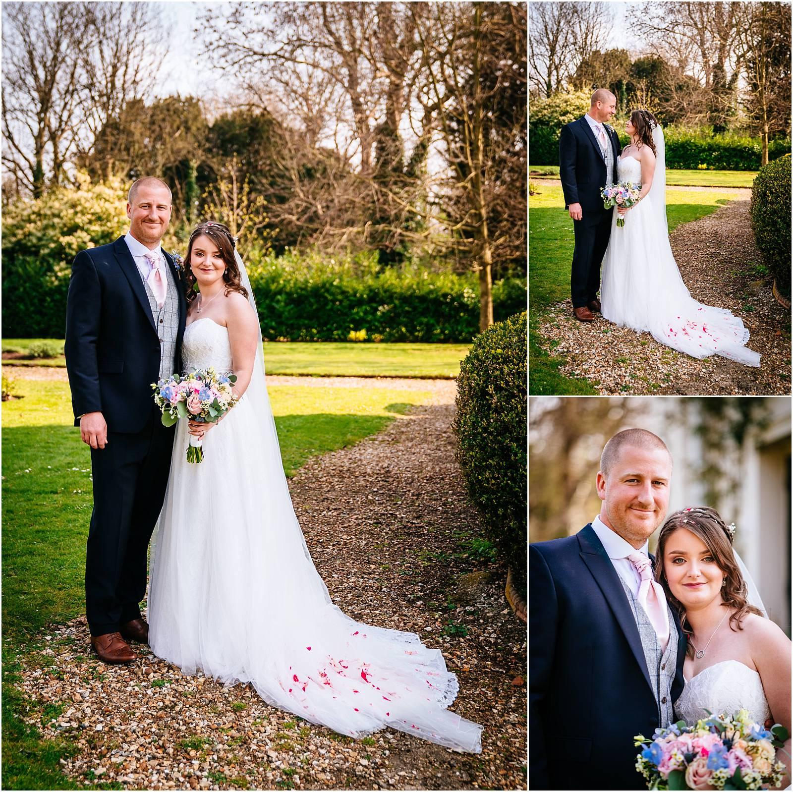 spring morden hall wedding