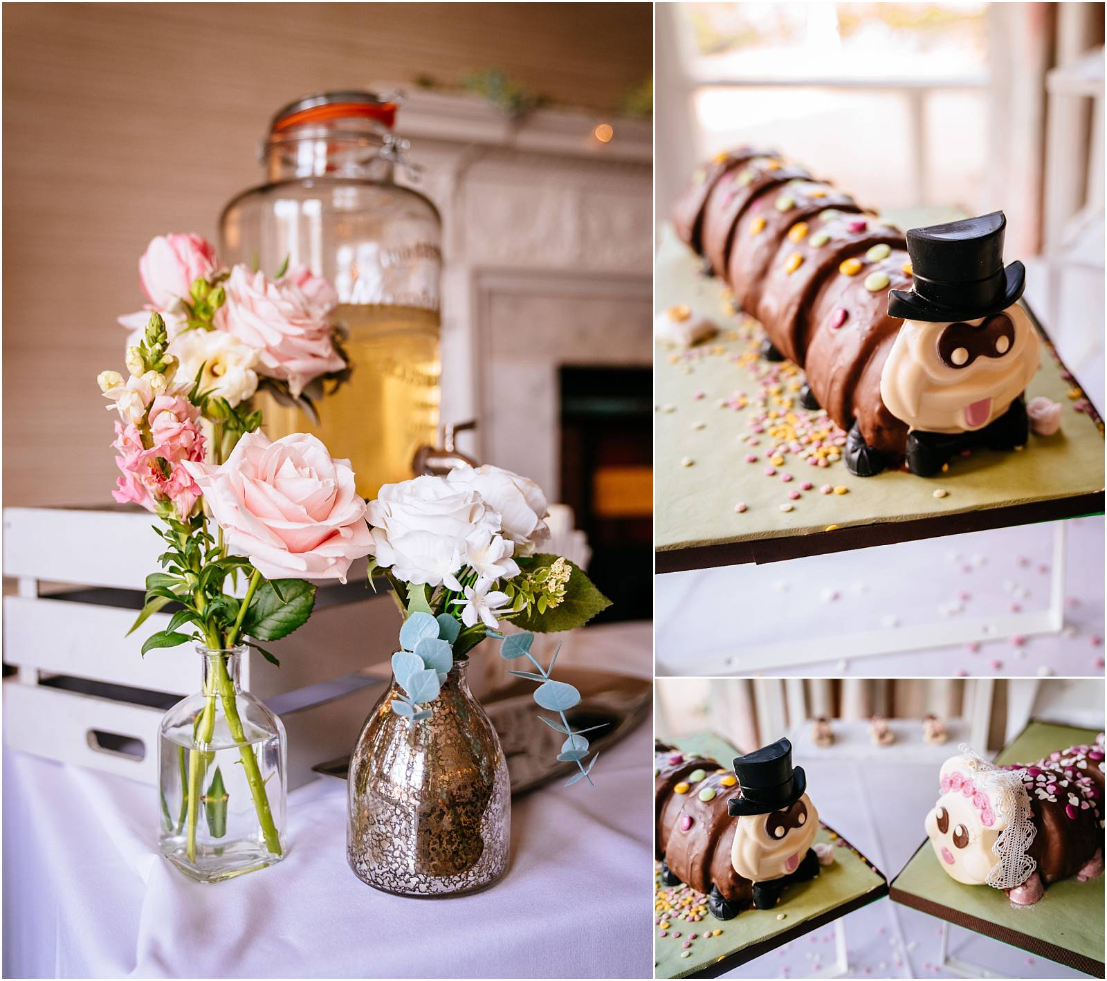 colin the caterpillar wedding cake m and s