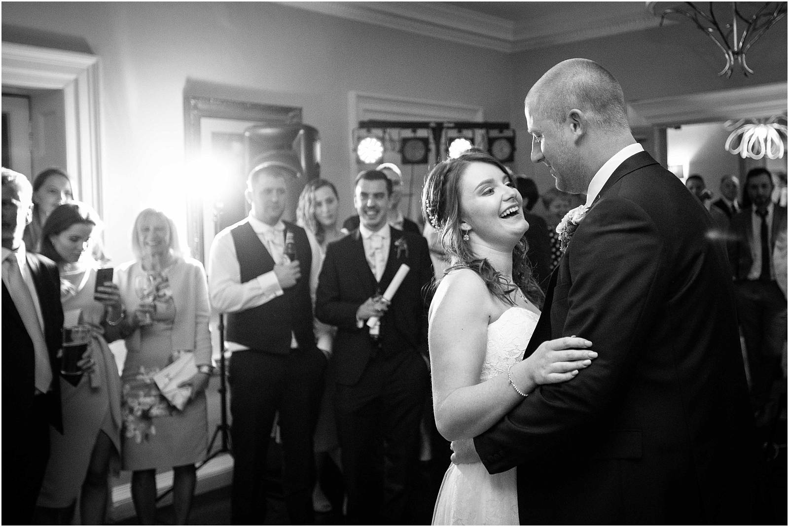 first dance at morden hall