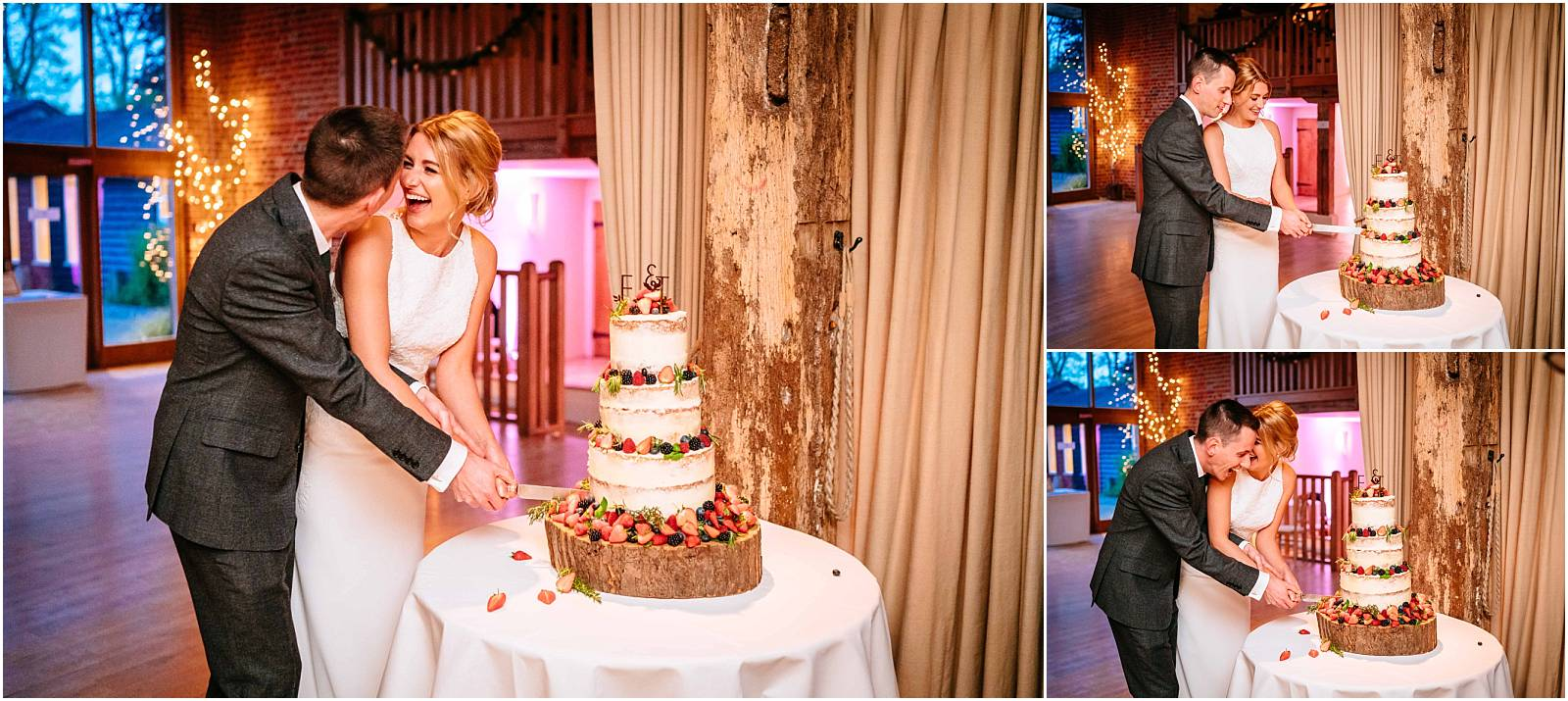 great photographs of cake cutting