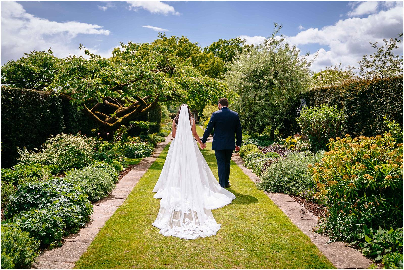 Micklefield Hall Wedding Photography – Helen & Oliver's Hertfordshire Wedding