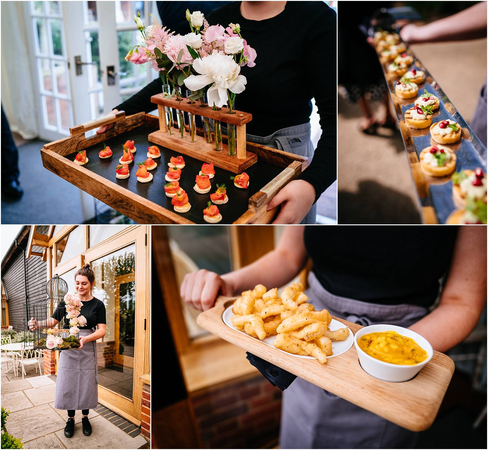 kalm kitchen canapes