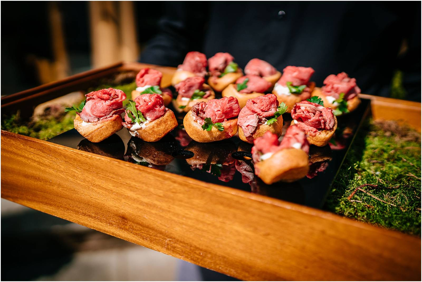 delicious roast beef kalm kitchen canapes