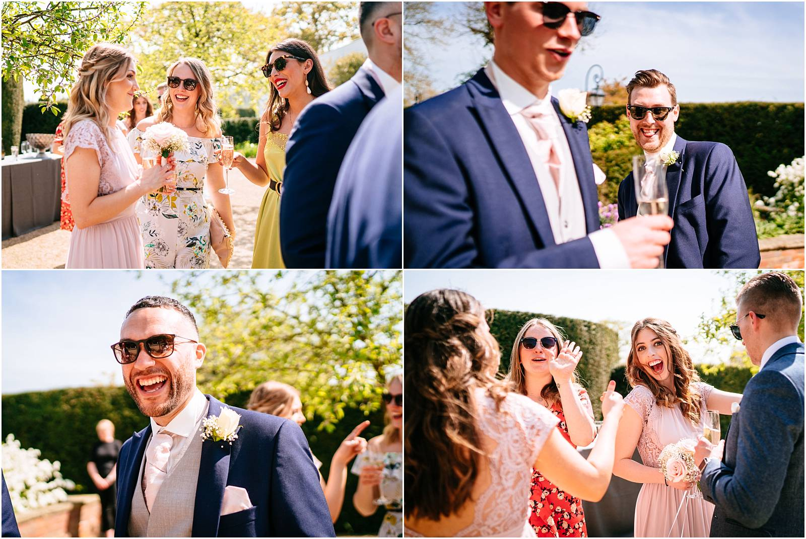 candid photos of guests enjoying themselves