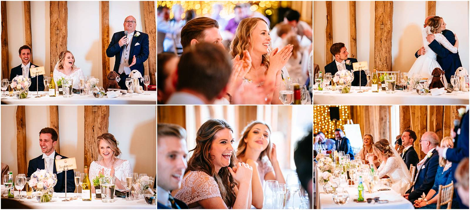 wedding guest and speeches