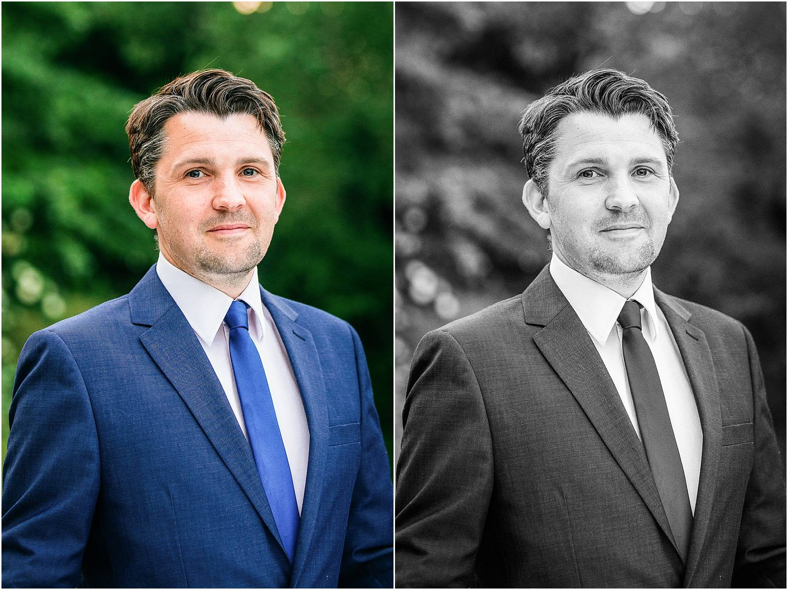 Surrey Headshot Photographer – different styles of business and branding headshots