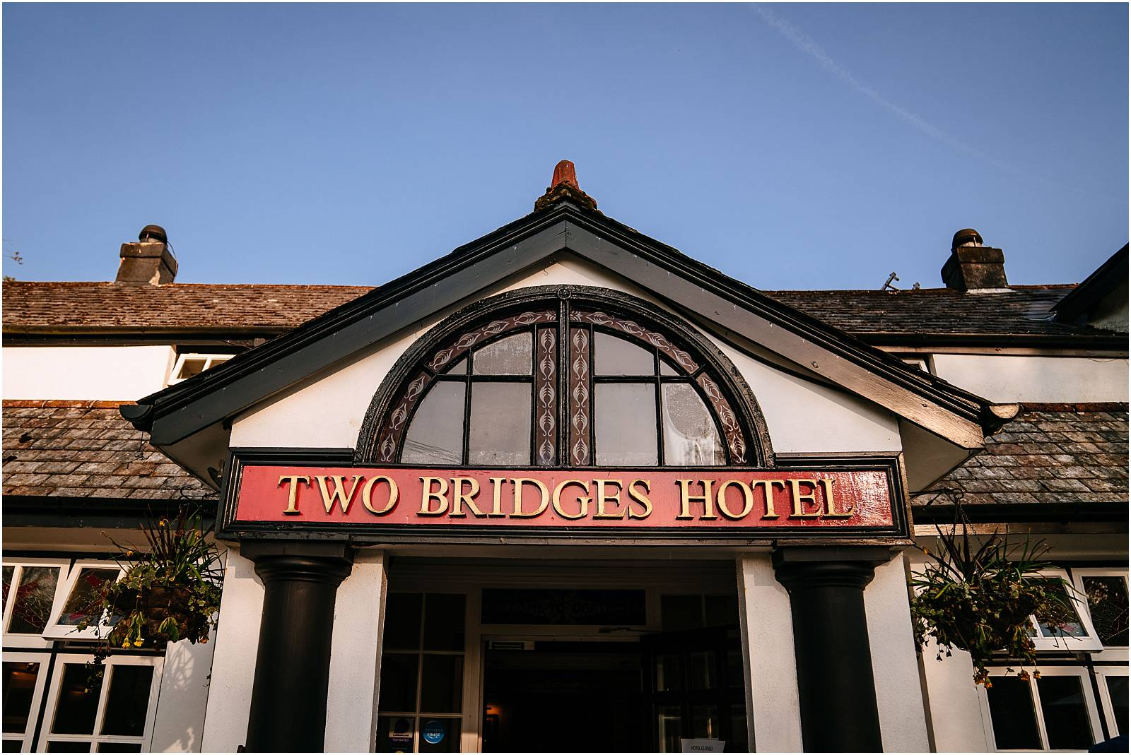 two bridges hotel wedding