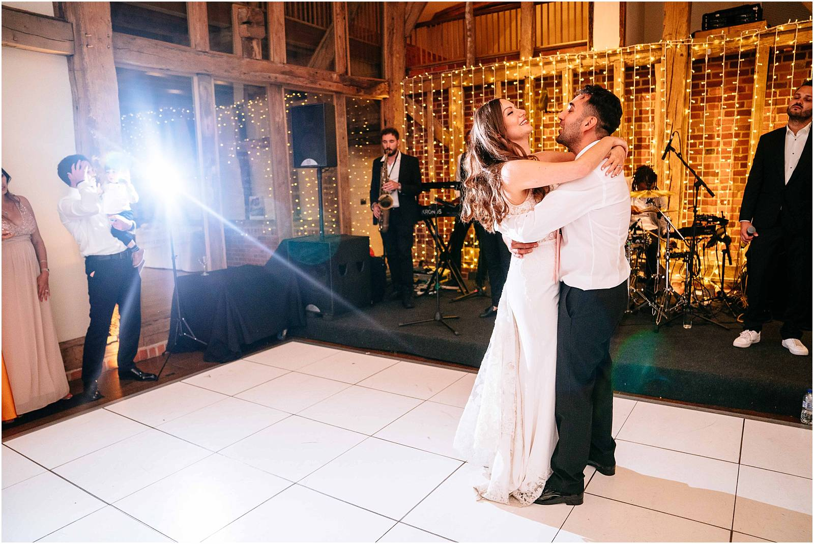 first dance at jewish wedding