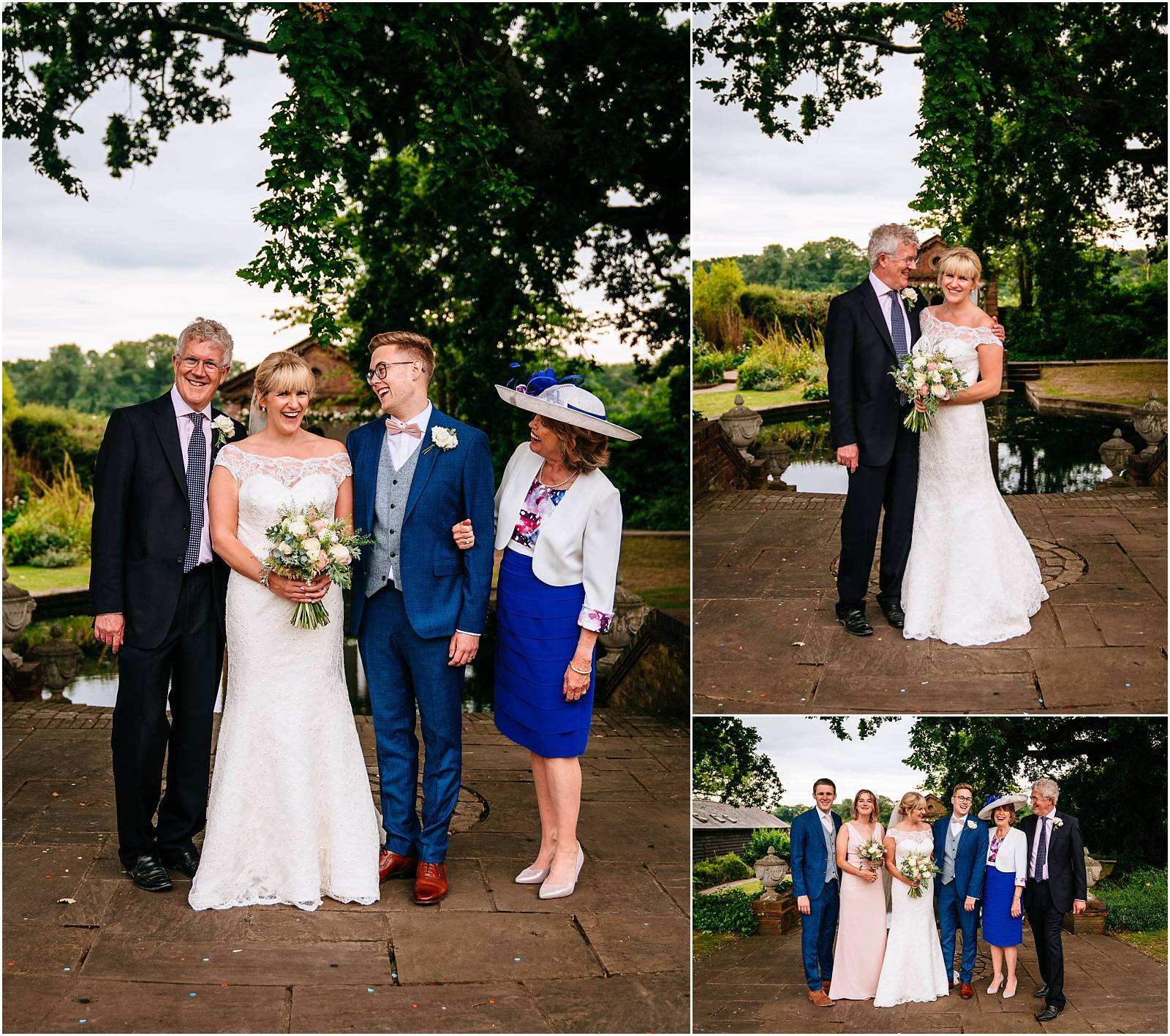 Micklefield Hall wedding photography