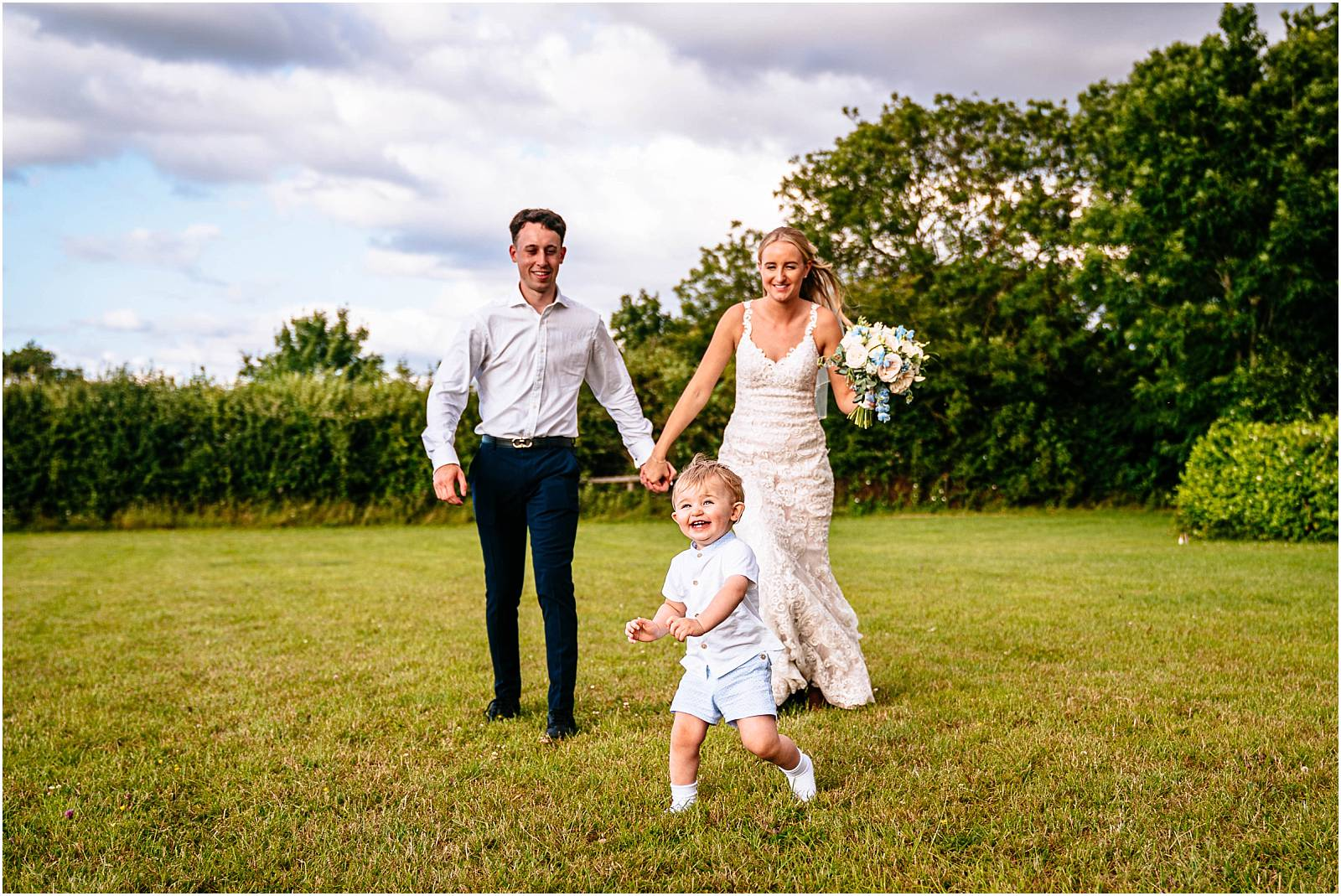 Surrey Wedding Photographer – Sam & Tom's Zinnia Gardens Wedding