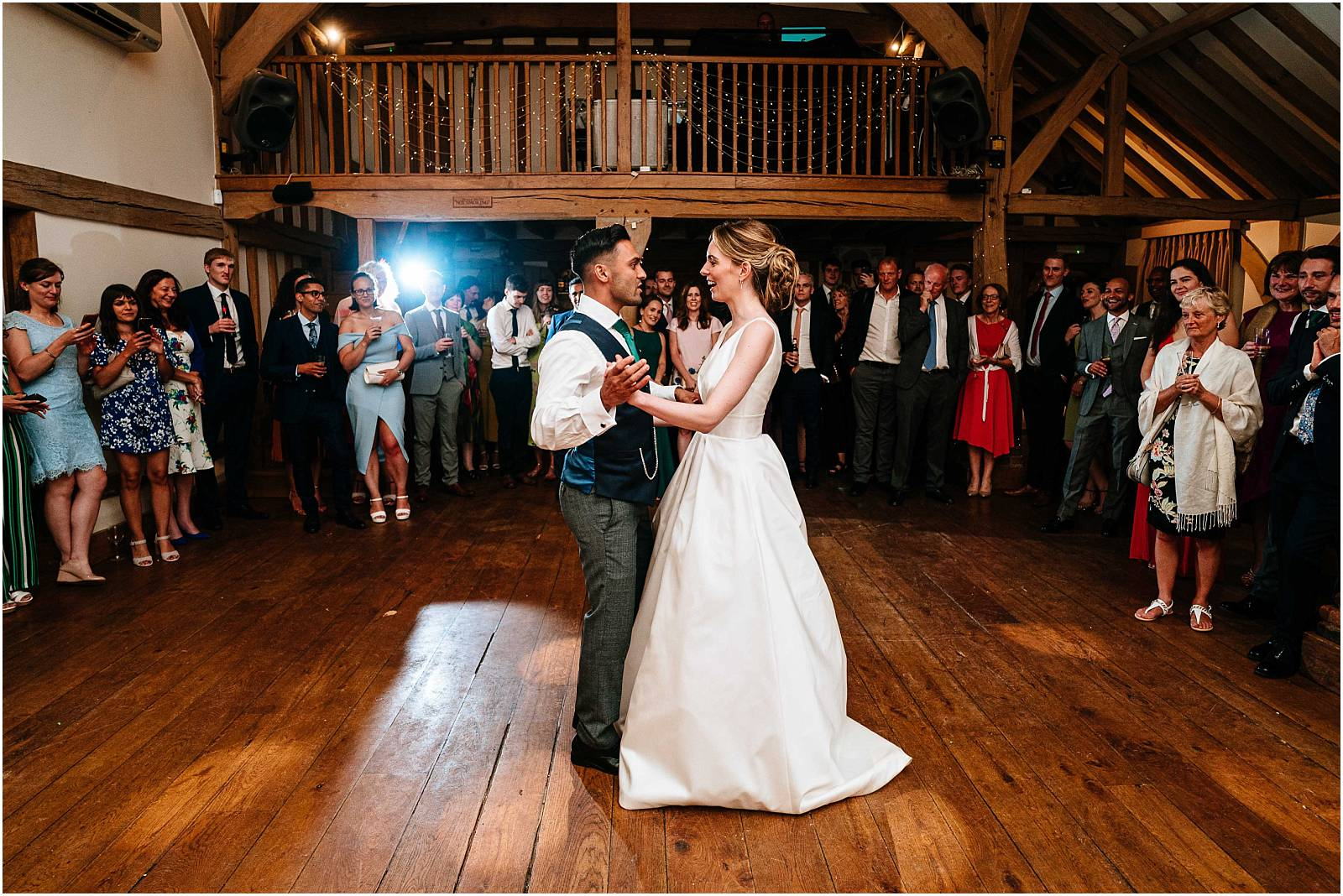 first dance at cain manor wedding