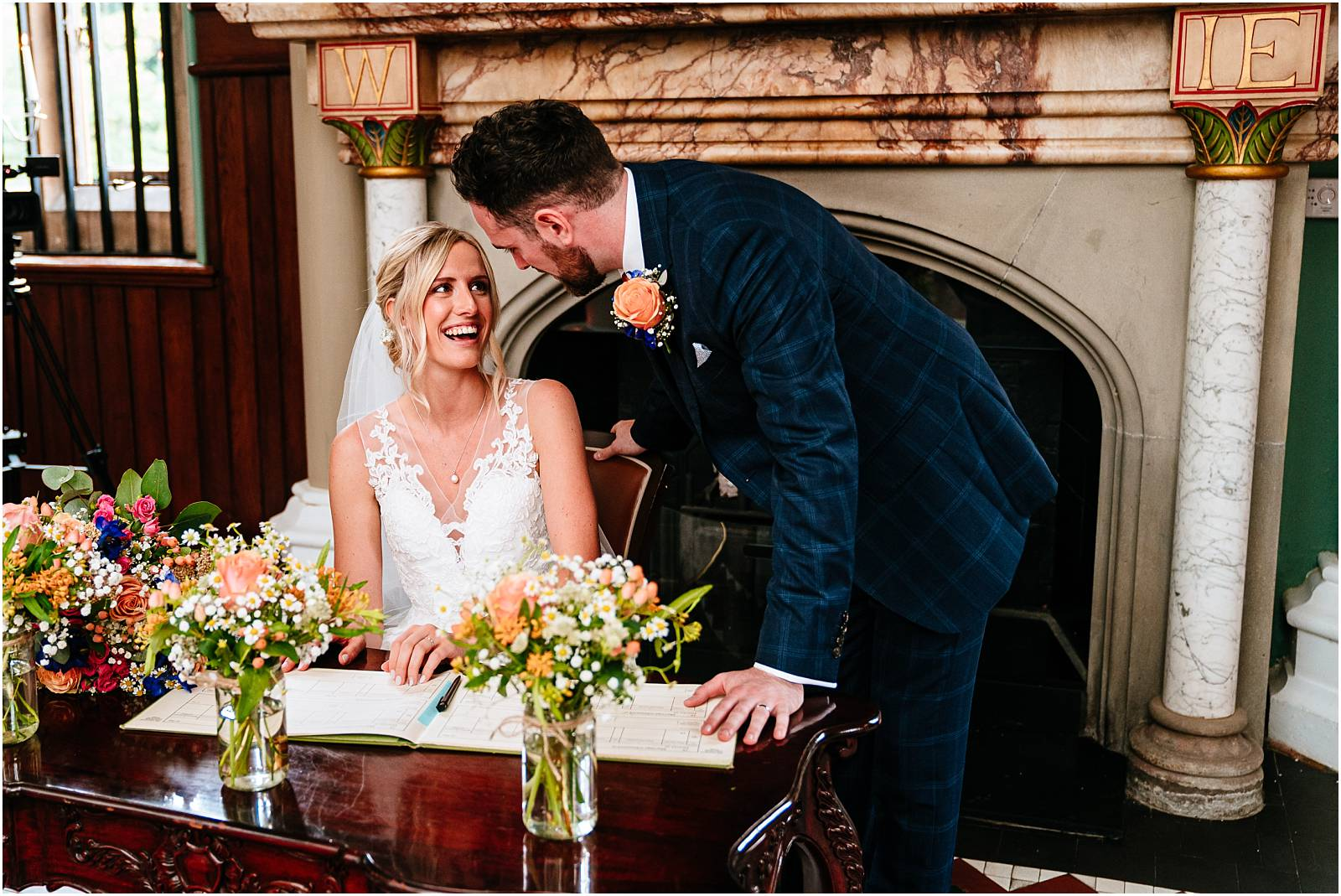 natural wotton house wedding photography