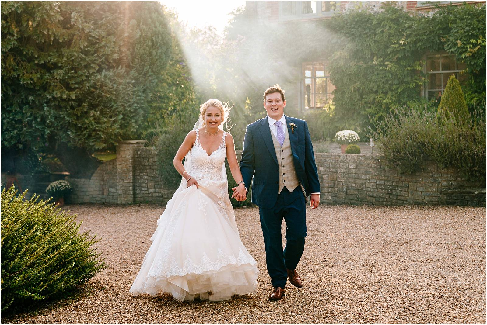 Hampshire Wedding Photographer – Megan & Sam's Marquee Wedding