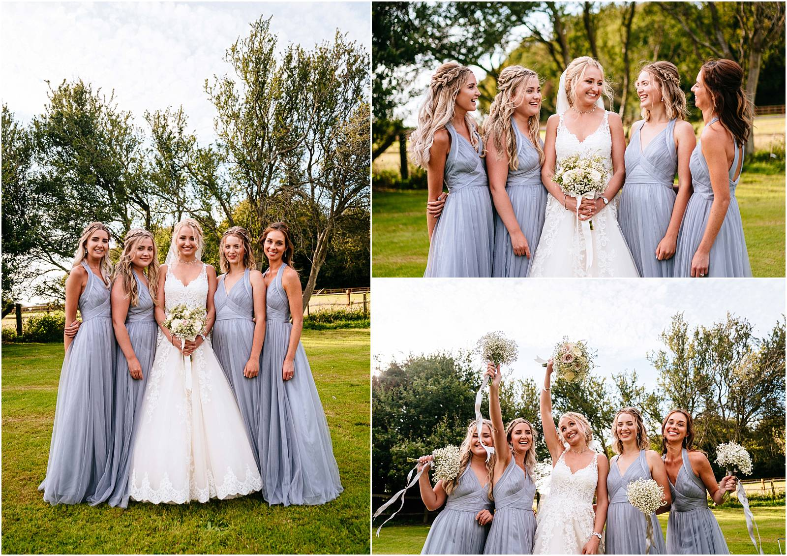 bridesmaid photographs