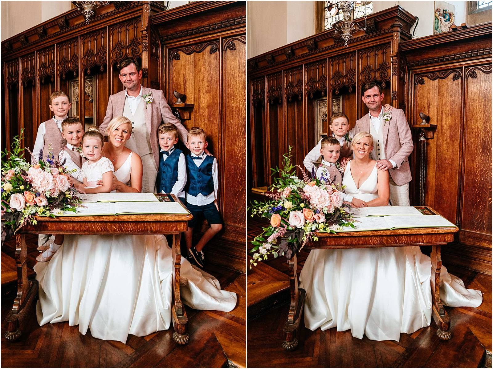 Englefield green wedding photographer