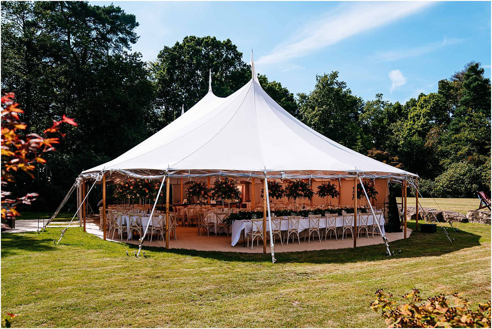 papakata marquee virginia water