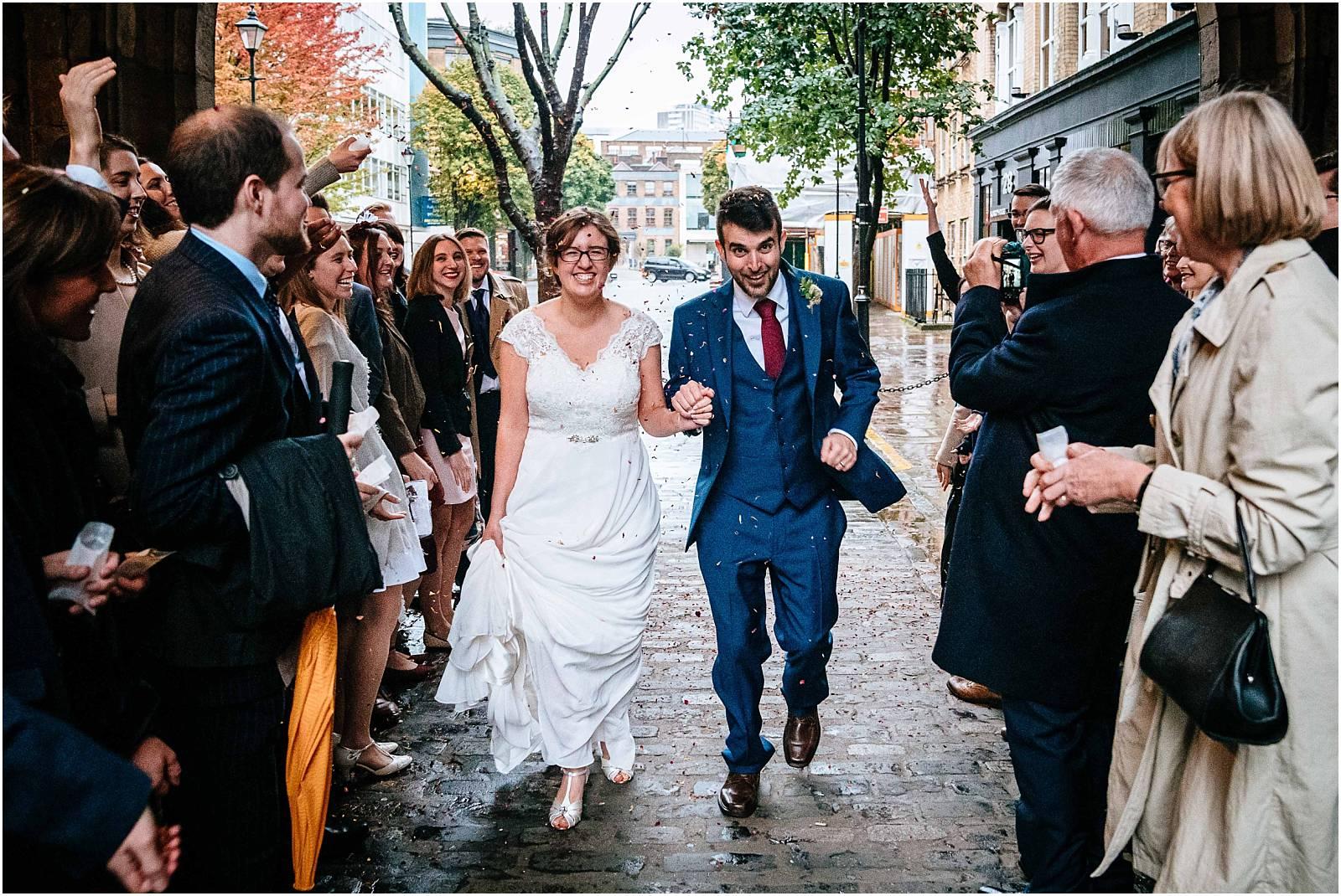 St Etheldreda's Crypt Wedding Photography – Jackie & Alex's London wedding