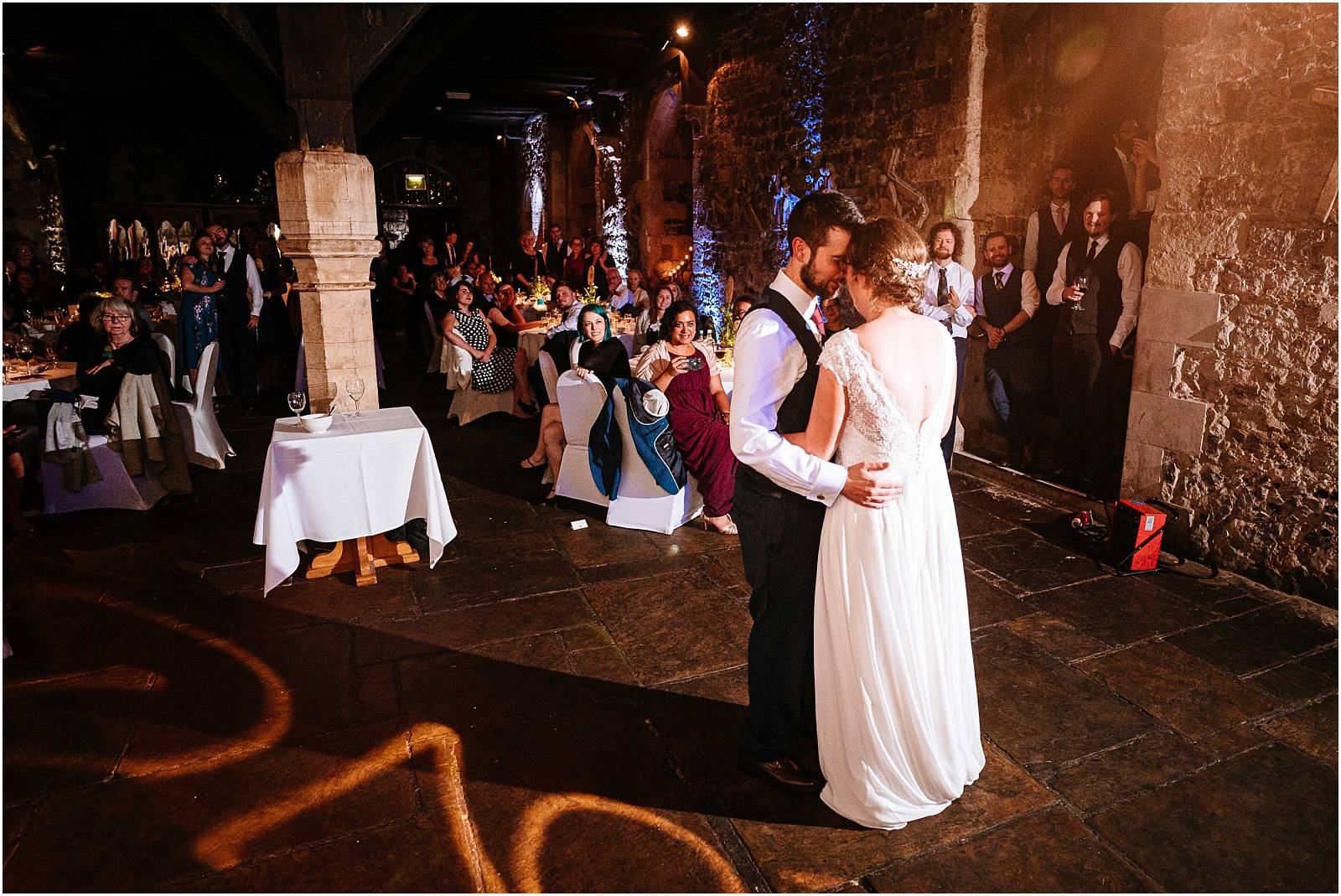 St etheldreda crypt wedding photography